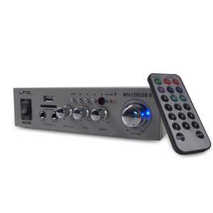 AMPLIFICATEUR HIFI Amplificateur MFA1200USB-BT LTC Karaoké Hifi 100W