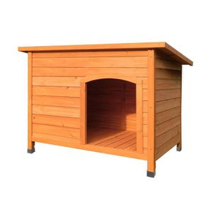 niche exterieur petit chien achat vente niche. Black Bedroom Furniture Sets. Home Design Ideas