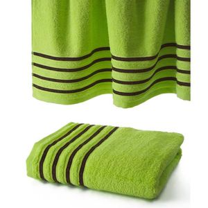 serviette de toilette anis chocolat achat vente serviette de toilette anis chocolat pas cher. Black Bedroom Furniture Sets. Home Design Ideas