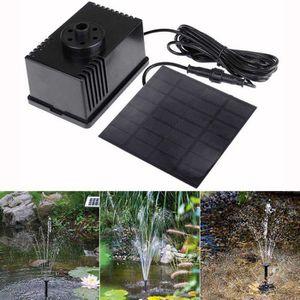 fontaines pompe solaire achat vente fontaines pompe solaire pas cher cdiscount. Black Bedroom Furniture Sets. Home Design Ideas