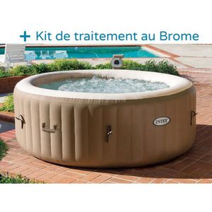 Spa gonflable achat vente spa gonflable pas cher - Jacuzzi pas cher gonflable ...