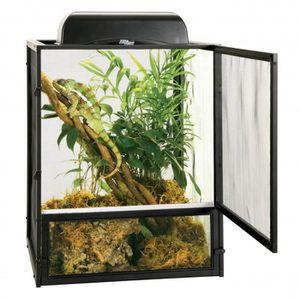 terrarium 45x45x60 achat vente terrarium 45x45x60 pas cher cdiscount. Black Bedroom Furniture Sets. Home Design Ideas