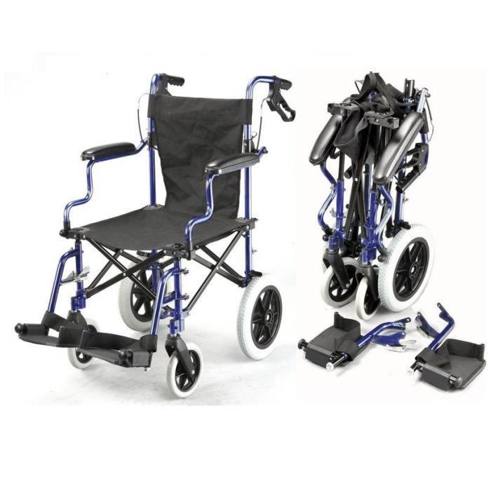 l 233 ger fauteuil roulant pliant dans un sac ectr04 achat vente fauteuil roulant l 233 ger fauteuil