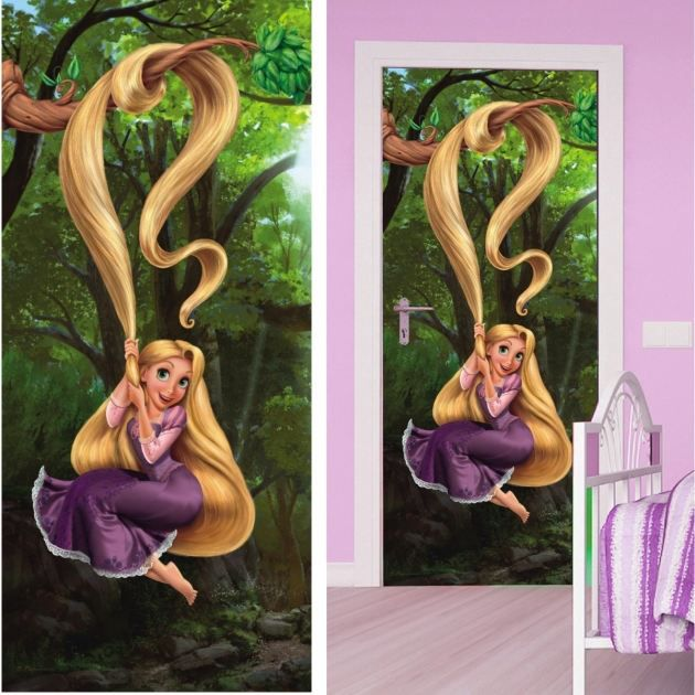 Disney princesse raiponce d coration murale achat - Disney princesse raiponce ...