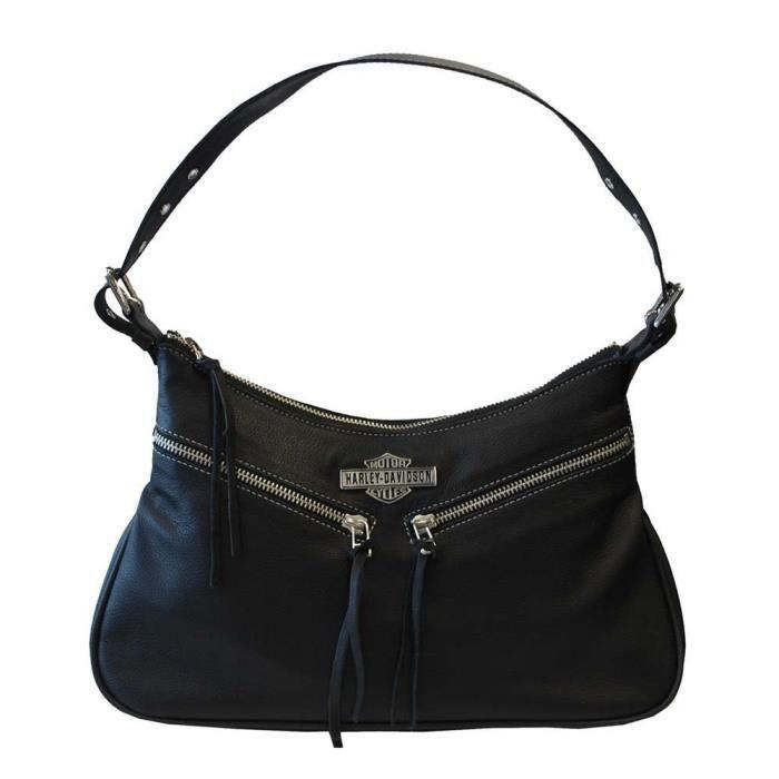 harley davidson femme 39 s sac a main achat vente bagagerie harley davidson soldes cdiscount. Black Bedroom Furniture Sets. Home Design Ideas