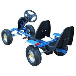 voiture a pedale en metal achat vente jeux et jouets pas chers. Black Bedroom Furniture Sets. Home Design Ideas