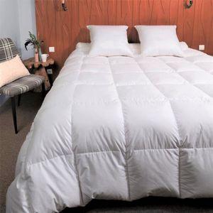 couette 280x250 achat vente couette 280x250 pas cher soldes cdiscount. Black Bedroom Furniture Sets. Home Design Ideas