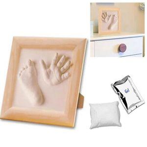 kit empreinte bebe achat vente kit empreinte bebe pas. Black Bedroom Furniture Sets. Home Design Ideas