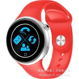 MONTRE CONNECTÉE RECONDITIONNÉE Red Sport Smartwatch Smart montre étanche montre S