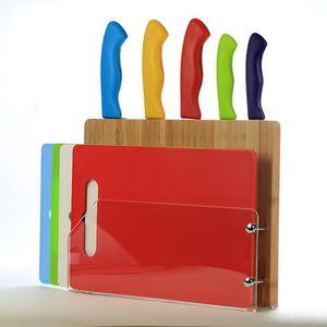 Lots de couteaux achat vente lots de couteaux pas cher for Planche inox cuisine