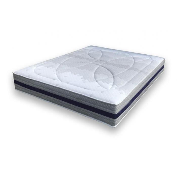 alitea matelas aeroform 360 130x200 mousse achat vente matelas les soldes sur cdiscount. Black Bedroom Furniture Sets. Home Design Ideas