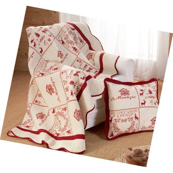 couvre lit pas cher les bons plans de micromonde. Black Bedroom Furniture Sets. Home Design Ideas