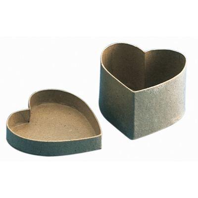 boite en carton coeur 10x9x6 lot de 10 achat vente support d corer boite en carton coeur. Black Bedroom Furniture Sets. Home Design Ideas