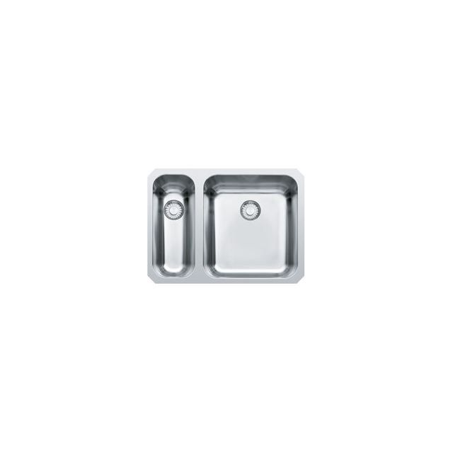 Eviers double cuves franke largo inox lax160 achat - Robinetterie cuisine franke ...
