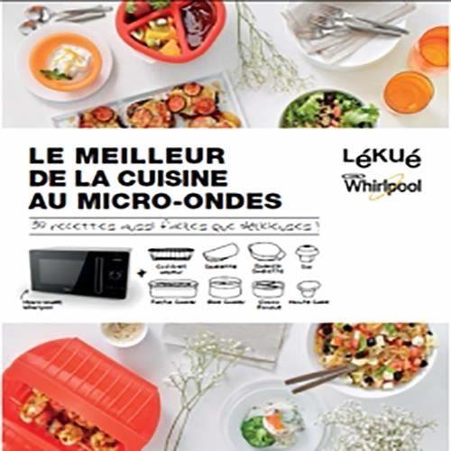 lekue livre le meilleur de la cuisine au micro ondes micro ondes