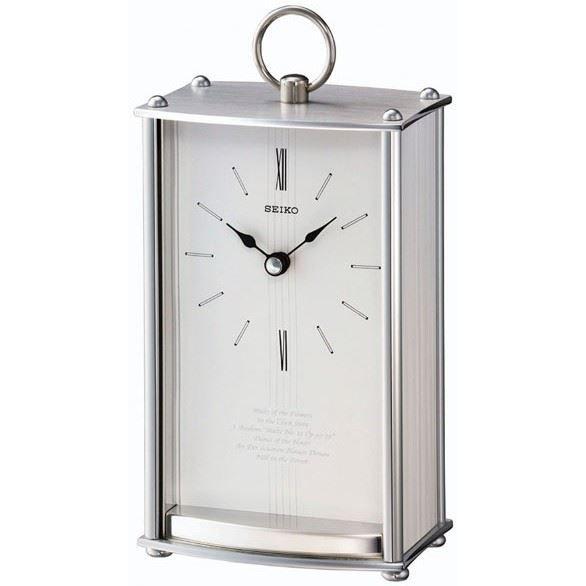 pendule a poser avec melodie seiko achat vente horloge. Black Bedroom Furniture Sets. Home Design Ideas