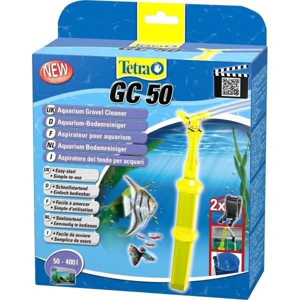 Tetra aspirateur pour aquarium tetra gc 50 achat for Aspirateur aquarium