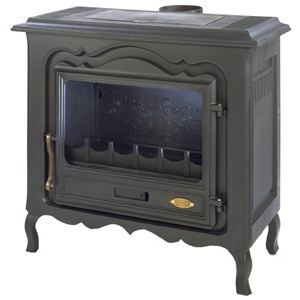 poele a bois buche 50 cm achat vente poele a bois buche 50 cm pas cher cdiscount. Black Bedroom Furniture Sets. Home Design Ideas