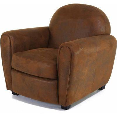 fauteuil club maison du monde perfect fauteuil club cuir. Black Bedroom Furniture Sets. Home Design Ideas