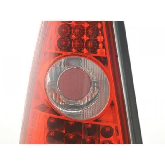led feux arri res pour citro n c3 type f h ann e 02 04 rouge ann e 2002 2004 couleur. Black Bedroom Furniture Sets. Home Design Ideas