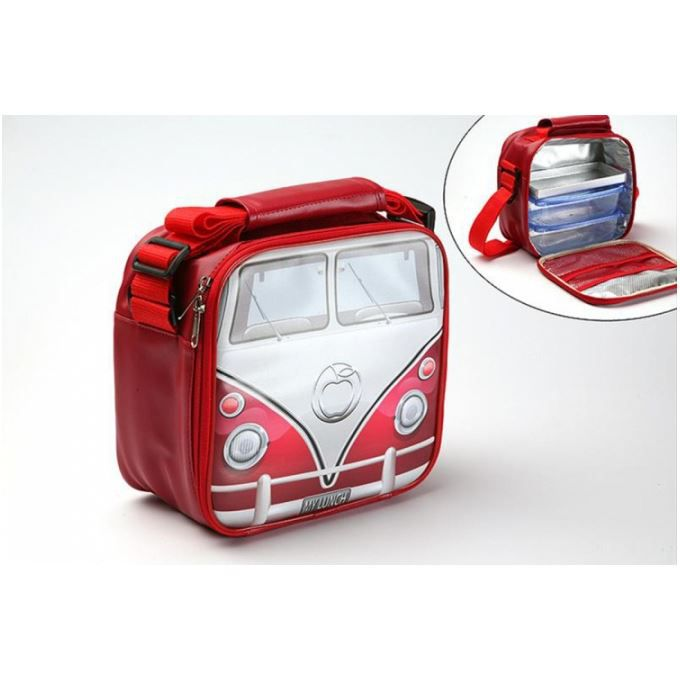 Sac lunch isotherme voiture rouge pablo achat vente lunch box bento sac lunch isotherme - Sac lunch box isotherme ...