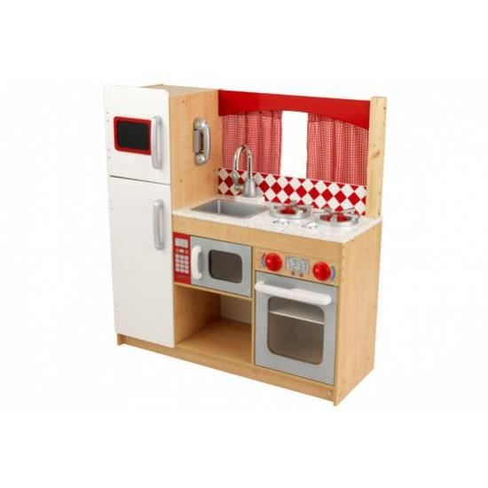 cuisine chaleureuse en bois jacqueline achat vente. Black Bedroom Furniture Sets. Home Design Ideas