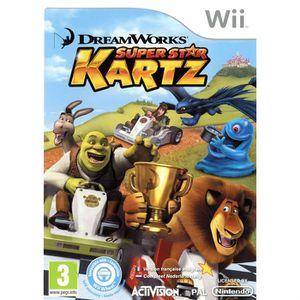JEUX WII DREAMWORKS SUPERSTAR KARTZ / Jeu console Wii