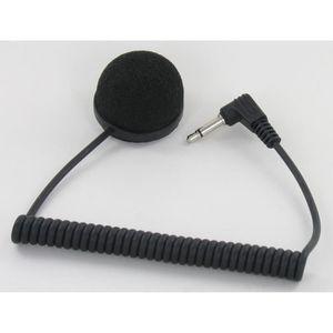 MICROPHONE Micro déporté pour casque fermé compatible GoPro