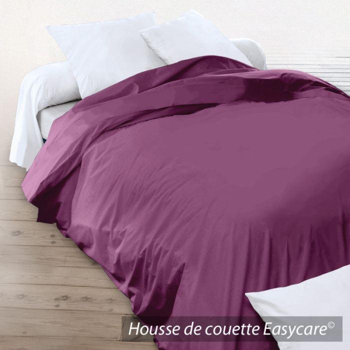 housse de couette coton 280x240 raisin achat vente. Black Bedroom Furniture Sets. Home Design Ideas