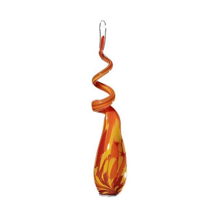 Flamme de jardin spiro m 40 cm fait la main achat for Objets decoratifs de jardin