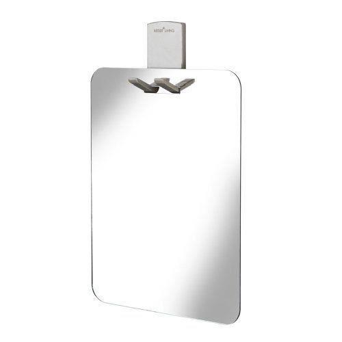 croydex aj401841 miroir de douche avec porte rasoir achat vente miroir cdiscount. Black Bedroom Furniture Sets. Home Design Ideas