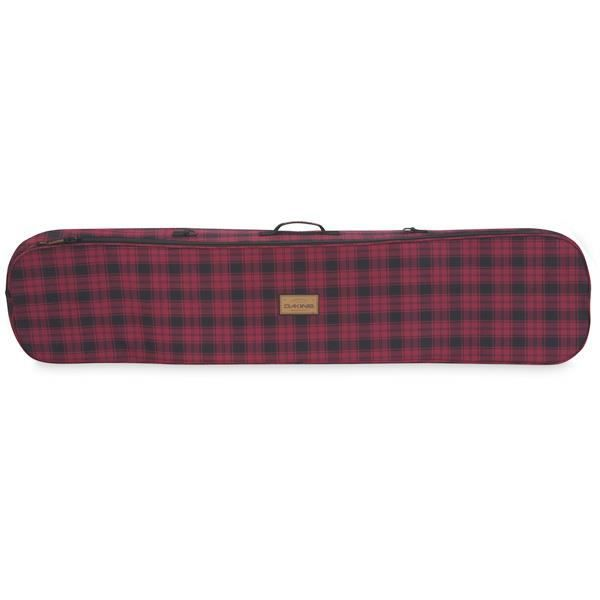Housse snowboard dakine pipe bag 165cm wood achat for Housse ski roulette