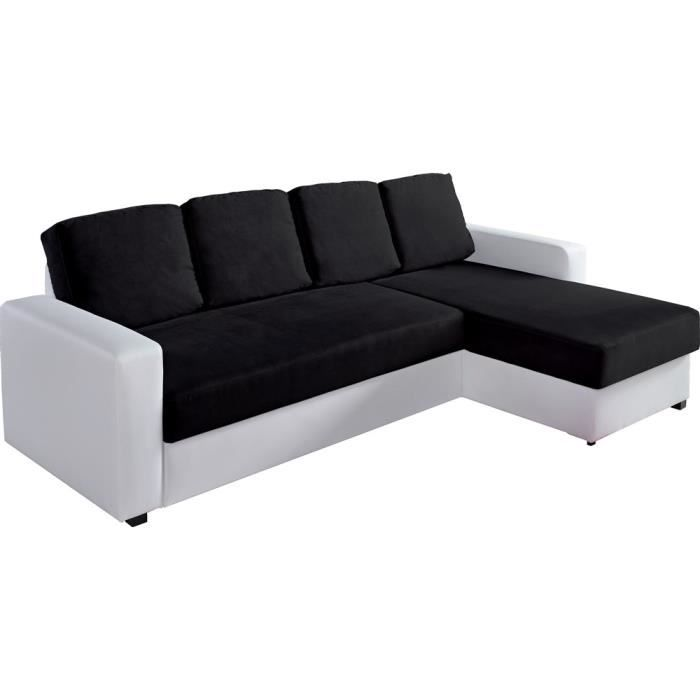canap d 39 angle convertible r versible avec coffre switsofa. Black Bedroom Furniture Sets. Home Design Ideas