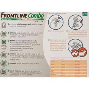 Frontline chat achat vente frontline chat pas cher - Frontline combo chat pas cher ...