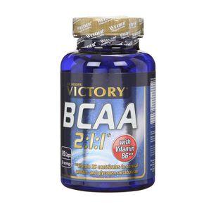 ACIDES AMINÉS VICTORY Acides aminés BCAA 120 gélules