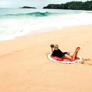 serviette de plage femme achat vente serviette de. Black Bedroom Furniture Sets. Home Design Ideas