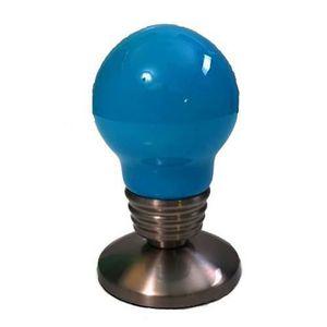 lampe de bureau bleue achat vente lampe de bureau bleue pas cher cdiscount. Black Bedroom Furniture Sets. Home Design Ideas