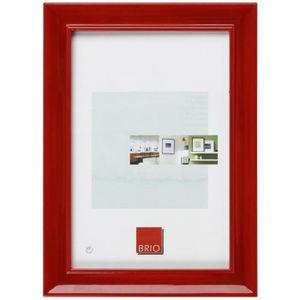 Cadre rouge achat vente cadre rouge pas cher cdiscount - Cadre photo rouge design ...