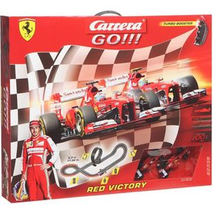 CARRERA GO! Circuit Red Passion - Echelle 1:43
