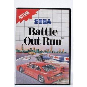 JEU CONSOLE RÉTRO Battle Out Run (Master System)