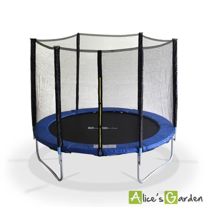filet trampoline. Black Bedroom Furniture Sets. Home Design Ideas
