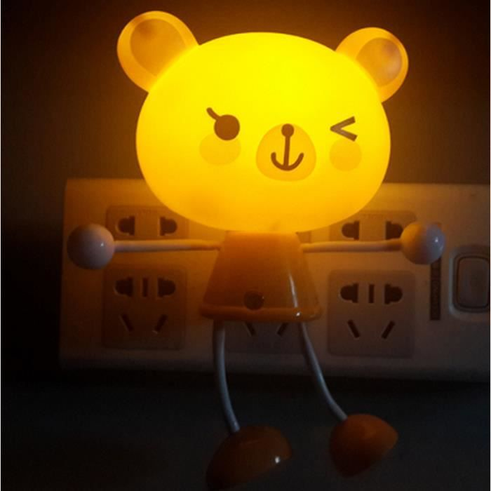 Vilain b tard petite lampe de chevet socket achat for Petite lampe de chevet
