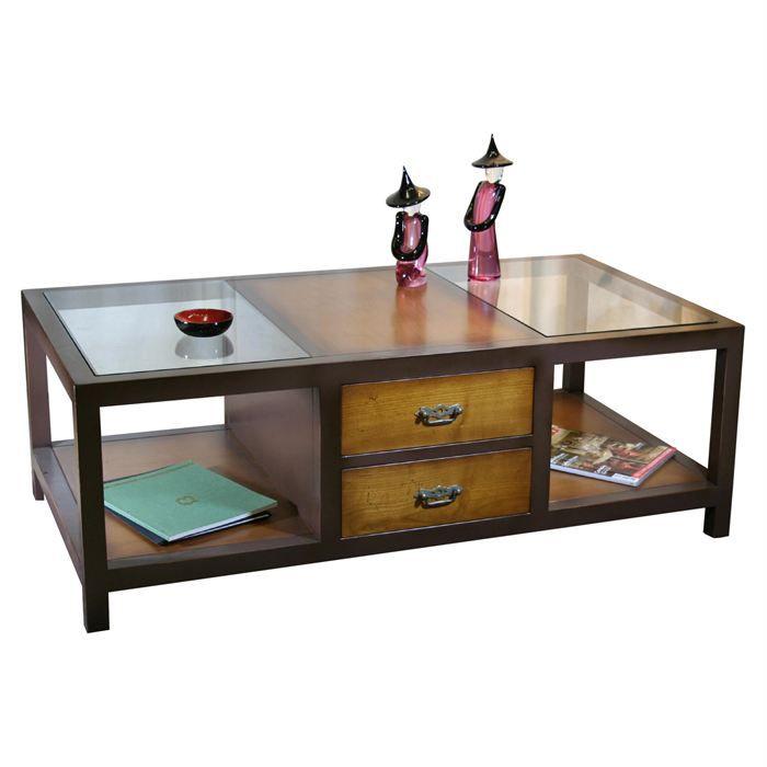 Table basse adalise achat vente table basse table basse cdiscount - Tables basses cdiscount ...