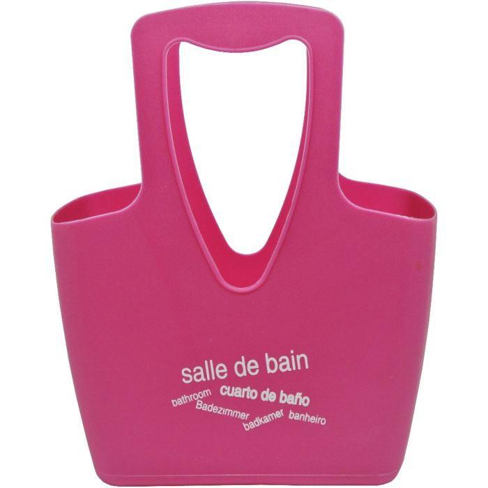Panier rangement salle de bain cosmopolite su achat for Accessoire rangement salle de bain
