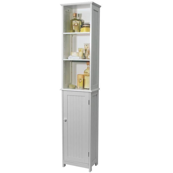 american cottage meuble colonne de salle de b achat vente colonne armoire sdb american. Black Bedroom Furniture Sets. Home Design Ideas
