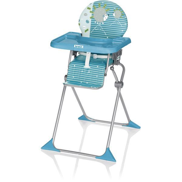 Chaise haute junior turquoise achat vente chaise for Chaise haute hyper u