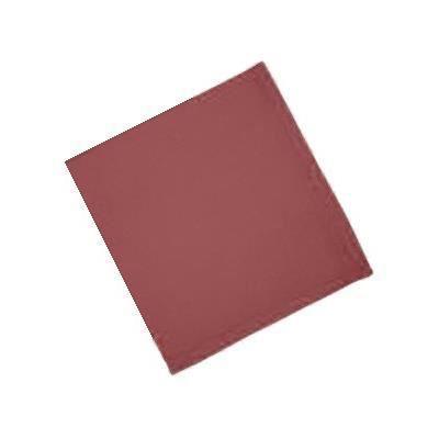 serviette de table coton chocolat achat vente serviette de table cdiscount. Black Bedroom Furniture Sets. Home Design Ideas