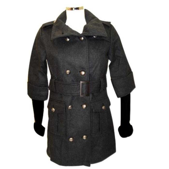 manteau kaporal achat vente manteau kaporal pas cher cdiscount. Black Bedroom Furniture Sets. Home Design Ideas