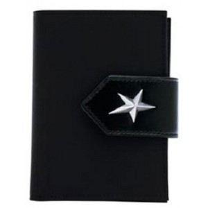 Porte cartes thierry mugler zenith noir achat vente for Porte zenith