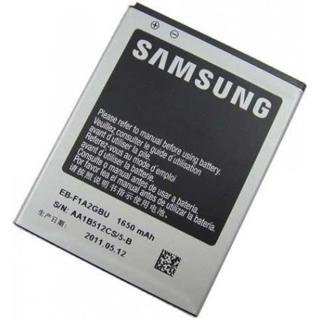 batterie d 39 origine samsung galaxy s2 ebf1a2gb achat batterie t l phone pas cher avis et. Black Bedroom Furniture Sets. Home Design Ideas